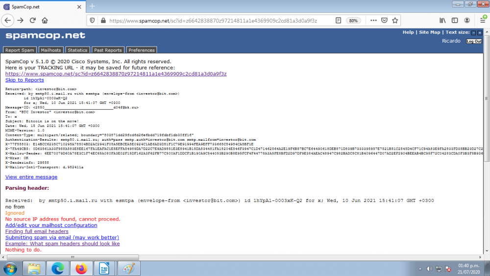Spamcop (No source ip address found, cannot proceed).png